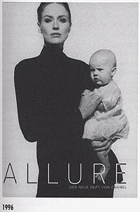 Abbildung 1: Werbung für das Parfum Allure der Firma Chanel, 1996