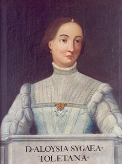 Abb. 1: Luisa Sigea
