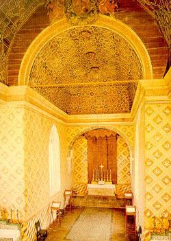 Abb. 2: Kapelle des Palácio Nacional de Sintra