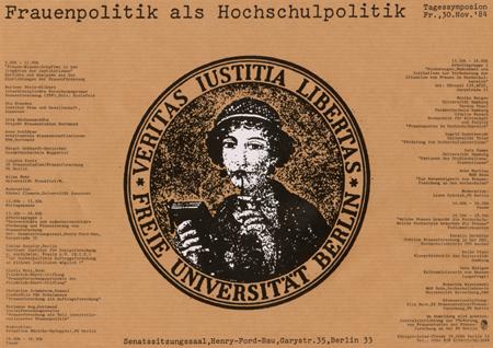 """3. Symposion der Zentraleinrichtung """"Frauenpolitik als Hochschulpolitik"""""""