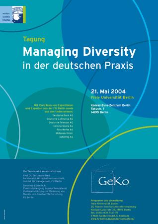 2. Tagung GenderKompetenz (2004)