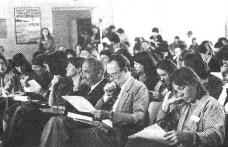 Internationale Konferenz 1980