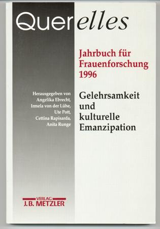 Jahrbuch, Band 11 (1996)