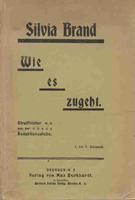 Titelseite der Autobiographie von Silvia Brand