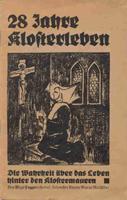 Titelseite der Autobiographie von Mizzi Fugger