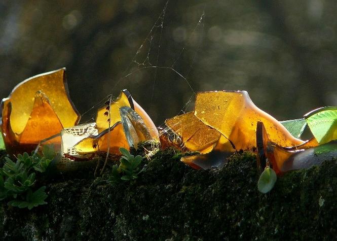 """""""Cristales y tejido arácnido"""" von  juantiagues"""