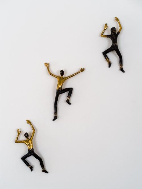 """""""Climbing"""" von Poul-Werner Dam"""